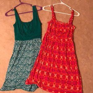 Bundle faded glory dresses